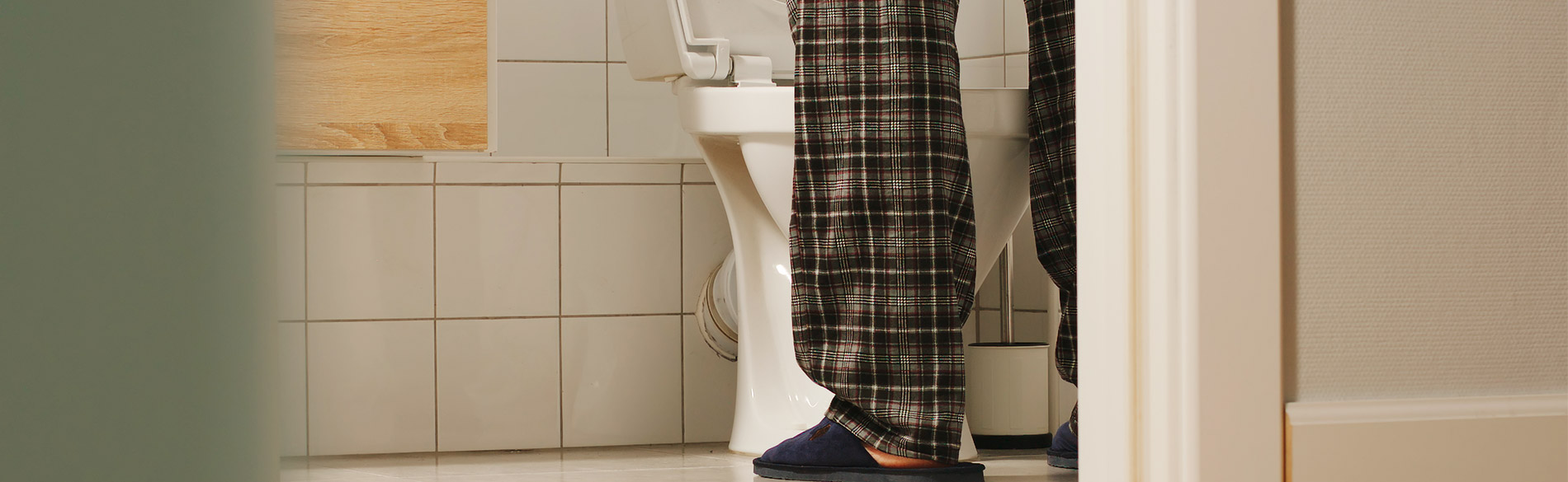 What does a frequent or urgent need to urinate mean?
